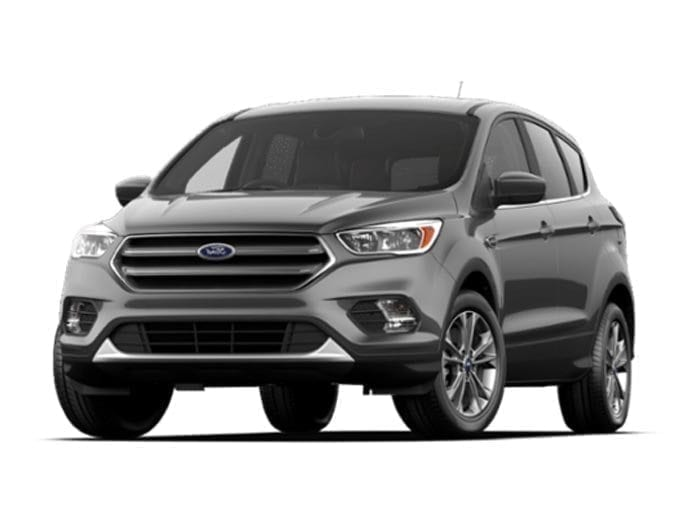 Dévoilement du Ford Escape 2017 au Salon de l'auto de Los Angeles
