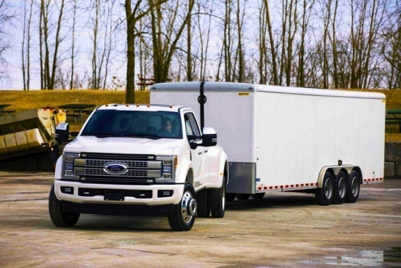 Ford Super DUty 2017