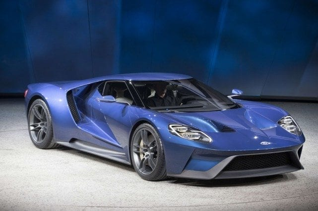 La Ford GT : une exclusivité absolue!