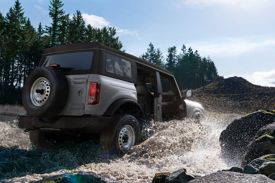 Ford Bronco 2021 - chasse et camping Québec